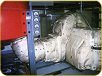 International Paper - Lagging Centrifugal Blower